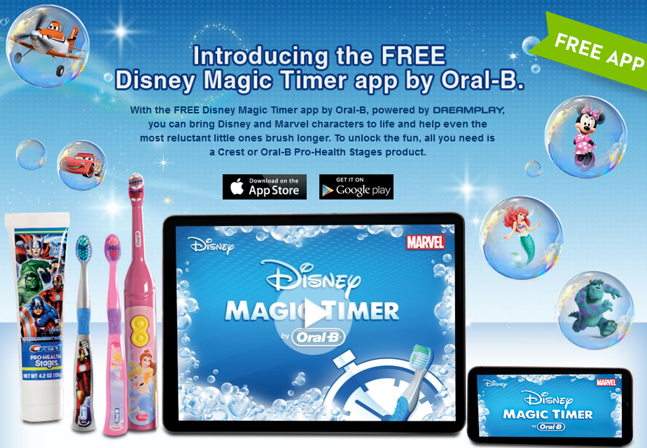 Disney_Magic_Timer_app