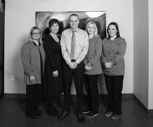 The staff at Harmony Dental in Beaverton, OR